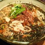 16567285 - 黒ごまタンタン麺