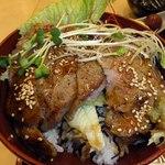 日本料理 南天 - きっちりウェルダンに もう少しレアっぽい方が好み