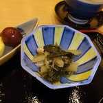 日本料理 南天 - 煮菜 ひなびた味わい