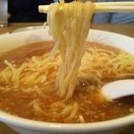 くるまやラーメン 早川店 - タンタン麺