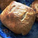 ブランシャン - 小倉と胡桃のパイ