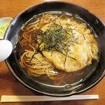 1657957 - 温かい天婦羅蕎麦