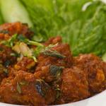 ニルワナム - Chettinad Chicken Dry