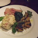 Dining Bar MOX - 前菜3種