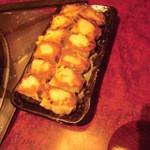 16571303 - 一口サイズの鉄板焼餃子