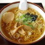 ひら川 - ラーメン ¥360