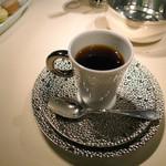 レストラン ひらまつ - コーヒー