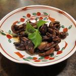 16574560 - 鰻の肝煮(525円)