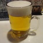 16576748 - 「生ビール」(525円)