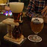 16577946 - 今回は、瓶のパウウェルクワックとヒューガルデングランドクリュー