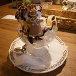 16577983 - アイスクリーム、クッキー違い