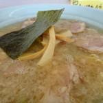 ラーメンショップ能代店 - チャーシュー麺 並700円
