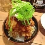 16578790 - タルタル唐揚丼