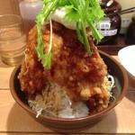 16578792 - タルタル唐揚丼