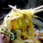 NAGAZUYA - シャキシャキ野菜たっぷり!(2012,12/27)