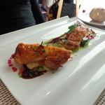 ビストロ ダイア - 三河鶏のパリパリ焼き