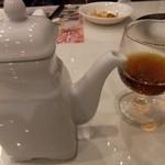 中国料理 桃花苑 - 紹興酒12年もの(1300円)