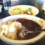 弁天カフェ - 【ランチ】スープカレーセット