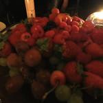 レザール - フルーツの盛り合わせ その1