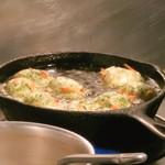 アヒルストア - 青海苔と桜海老の揚げパン