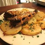 アヒルストア - 自家製オイルサーディンのオーブン焼き
