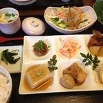 美食 あじ咲く - 1000円ランチ