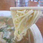 16587785 - 中細ストレート麺