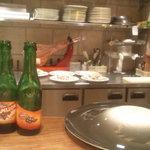 16588388 - 【2012年12月追加フォト】ノンアルコールの葡萄ジュースとカウンター