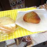 Pan - Paku Mogu - 料理写真:2種購入。
