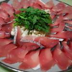 岬光 - 料理写真:清水サバのしゃぶしゃぶ