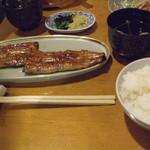 16589578 - 蒲焼定食