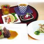 ビストロ・オブリン - 料理写真:お箸で食べるフレンチ 懐石ランチ
