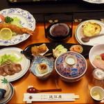 旅館 近江屋 - 料理写真:会席料理(6000円)