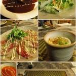 花べるじゅ - 料理写真:夕食