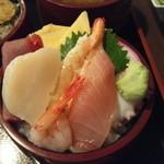 錦鮨 - 1つ目