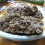 銀の匙 - 2012.12ハンバーグの断面