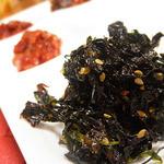 韓流館 ソウル市場 - 自家製 海苔の佃煮