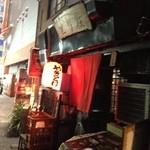 16596782 - 店があるのさえ知らなかったです。 わかりづらい上に入口が狭い でも入ったら^^