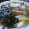 卯月 - 料理写真:鴨南蛮(フォアグラ風味なフランス産鴨??)
