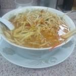 16597057 - 味噌タンメンの麺を平らげたあと