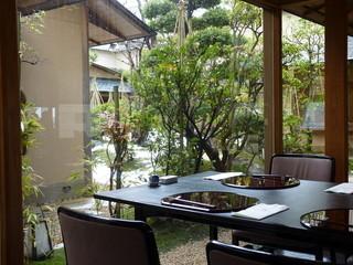 弁慶 - 6Fですが日本庭園が素敵