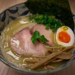 燵家製麺 - 燵屋製麺・改(鶏白湯らーめん)