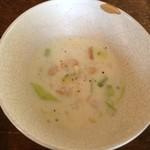 16599170 - 白花豆とやさいのスープ