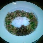 アスリート中華ダイニングYI-CHANG - 汁無し坦々麺