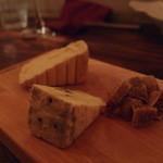 ピニョン - チーズ2種