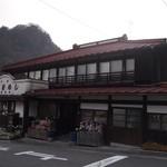 峠の釜めし本舗 おぎのや - 横川駅の前にお店はある