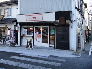 cafe SENRI 中町店 - 外観