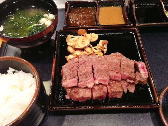あづま   - 銘柄牛コース 10500円