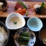 梅田屋 - 料理写真:松代風土プレートセット