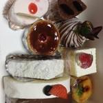 菓子工房 ショコラ - 料理写真:ケーキいろいろ